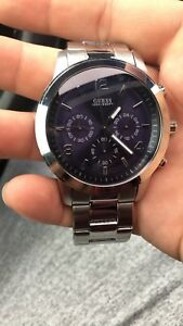 Sliver Guess watch