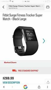 Fitbit Surge (NEW)