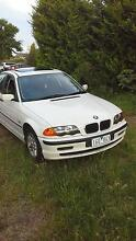 2000 BMW 318i Melbourne CBD Melbourne City Preview