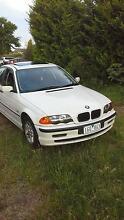 2000 BMW 318i Melbourne CBD Melbourne City Preview