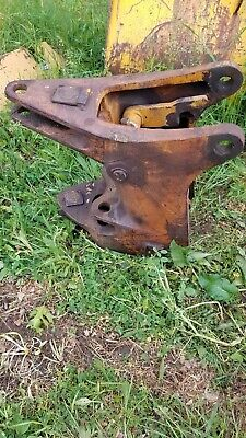 Swing Post - Case 580c Backhoe