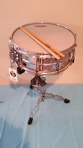 Evans Steel Snare Drum Coombabah Gold Coast North Preview