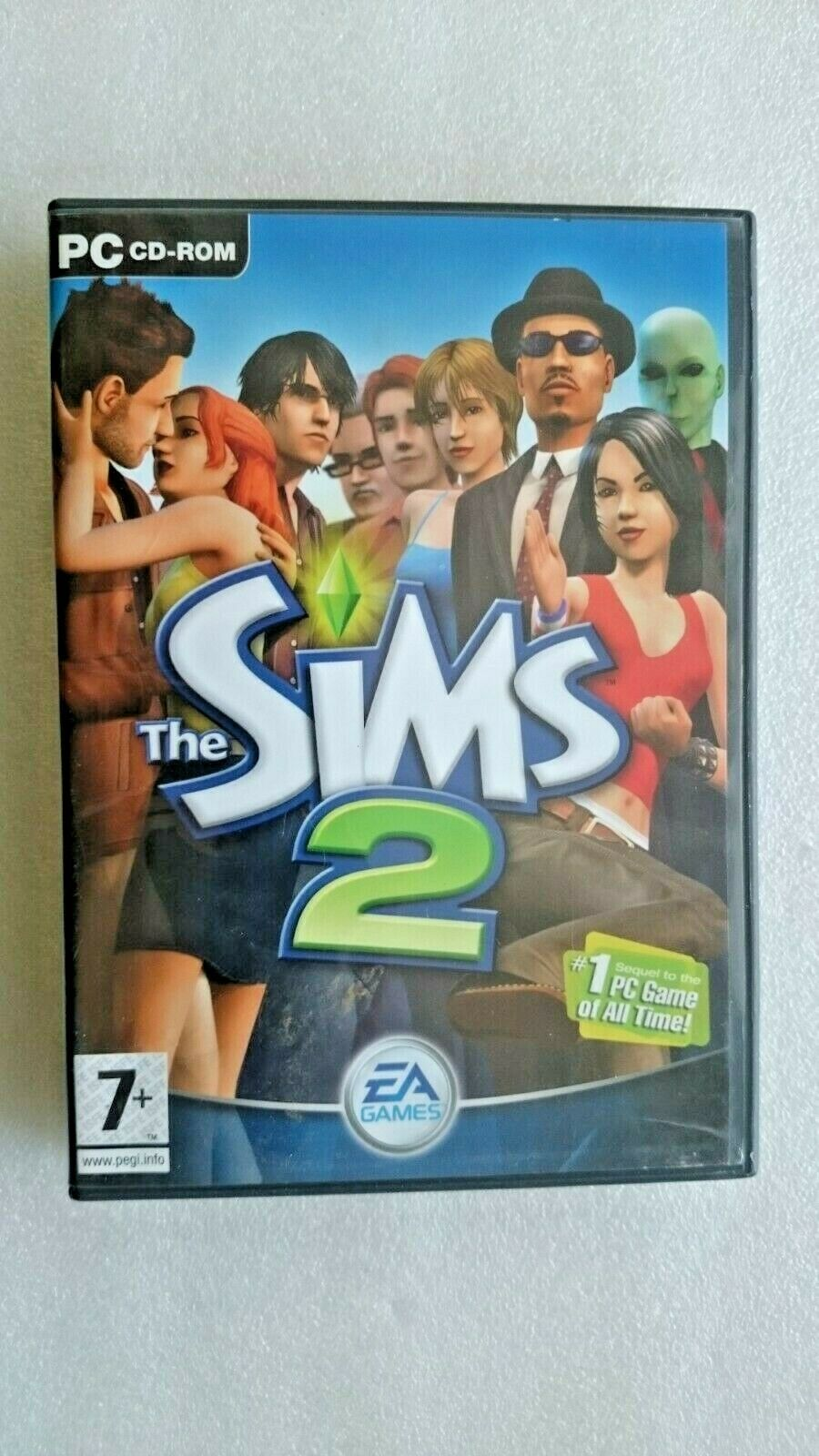 The Sims 2 (PC: Windows, 2004)