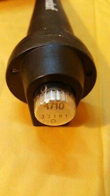 Eppendorf Model 4710 Single Ch Pipette 2-10ul Silver Button Micro Tip