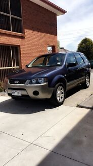 Ford territory tx 2007 auto