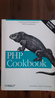 PHP Cookbook: Solutions and Examples for PHP Programmer, 2nd Ed.