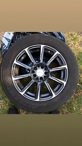 Mags 16 pouces Mazda 5x114 bolt patern