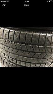 255-55-19 pirelli scorpion hiver 4 pneu 7-8/32 et 8-9/32