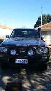 Nissan Patrol 4x4 ready to take anywhere Conder Tuggeranong Preview