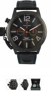 PRP $2,500 Authentic Orologio Monaco Racing Series Chronograph Watch Roxburgh Park Hume Area Preview