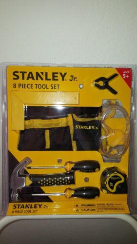 Kids Tool Kit Stanley Jr 8 Piece Tool Set Real Tools For Kid