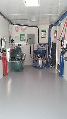 16 Graco A25 Spray Foam Rig And Equipment