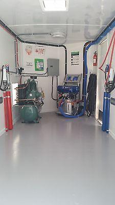 16 Graco A25 Spray Foam Rig And Equipment