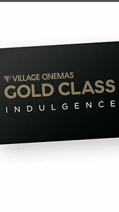 Village Gold Class Tickets + 5x  Food&Bev Eltham North Nillumbik Area Preview