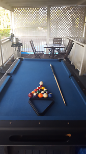 Pool Table + accessories  $80 ono Waterford West Logan Area Preview
