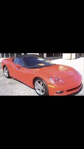 C6 corvette part out