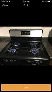 Like new condition GAS STove can DELIVER