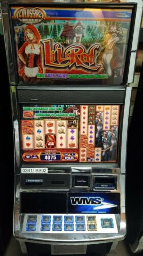 Williams WMS BB2 Slot Machine Lil Red