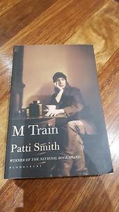 M Train - Patti Smith Brunswick Moreland Area Preview
