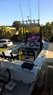 Barcrusher 530WR Bar Crusher Landsdale Wanneroo Area Preview