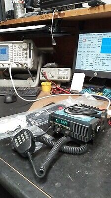 Dmh5992x P25 Digital 50w 136-174mhz Vhf Mobile Complete With Microphone
