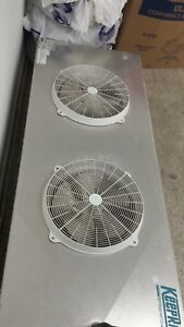 Almost brand new cooling unit for commercial refrigerator.
