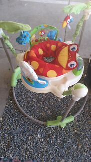 Jumperoo, fisher price Modbury North Tea Tree Gully Area Preview