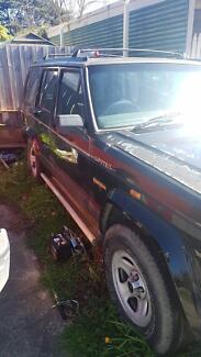 1997 Jeep Cherokee Wagon