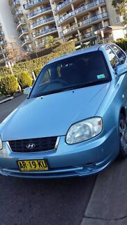 2005 Hyundai Accent!! Westmead Parramatta Area Preview