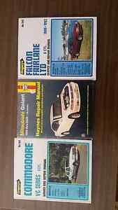 8 SERVICE MANUALS GOOD CONDITION Penrith Penrith Area Preview