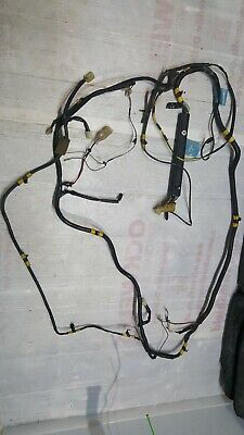 Mk1 Crx 1986-1987 1.6 16v Wiring Harness Loom Centre To Rear Body Boot Section