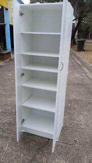 NEW*6 LEVEL*FULLY ASSEMBLED*CUSTOM MADE AUSSIE PANTRY*LINEN PRESS