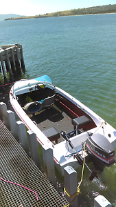 14' runabout with 40hp Mariner South Arm Clarence Area Preview