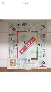 WANTED: monopoly tokens Wynnum Brisbane South East Preview