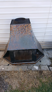 Vintage  wood heater Bass Hill Bankstown Area Preview