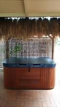 Outdoor Portable Spa - Very Good Condition Pearsall Wanneroo Area Preview