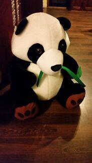 Stuffed Panda Bear Toy Craigieburn Hume Area Preview