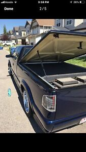 Chevy S10 Xtreme — lots of modifications