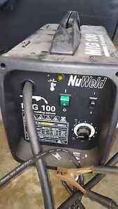 Welder mig 100 amp gaslees Point Cook Wyndham Area Preview