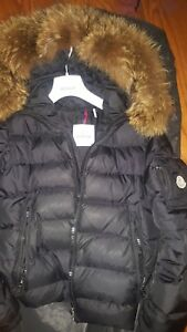 Authentic Moncler Men's Byron Bomber Jacket Size Small