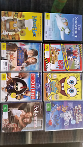 Kids movie bundle + spongebob pc game Wagaman Darwin City Preview