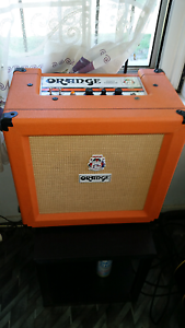 Orange tube amp combo ( sell/ trade ) Kippa-ring Redcliffe Area Preview