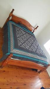 Queen wooden bed frame Wollongong Wollongong Area Preview
