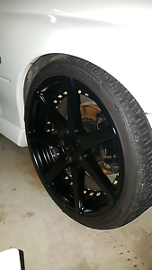 19 inch wheels and tyres Brighton Brisbane North East Preview