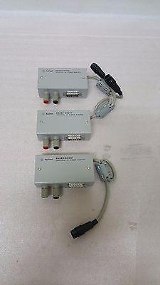 Agilent E6392-60001 Universal Dc Power Adaptor Lot Of 3