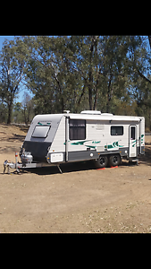 2014 Coromal Triple bunk Family Semi Offroad Blackwater Central Highlands Preview