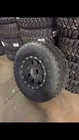 Procomp wheels and tires x4
