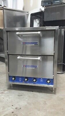 Used Bakers Pride Countertop Pizza Oven