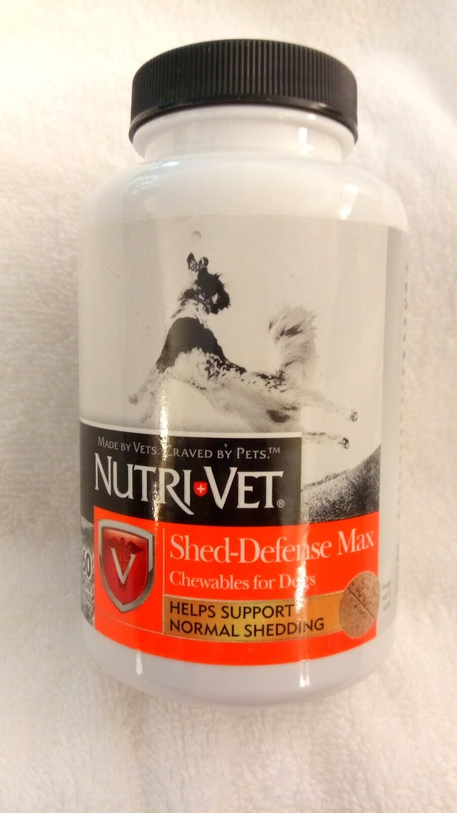 shed defense max chewables dogs