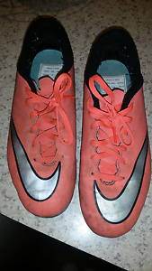 Nike soccer boots Metford Maitland Area Preview